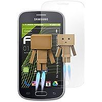 atFoliX Protección de Pantalla Samsung Galaxy Trend Lite (GT-S7390) Lámina protectora Espejo - FX-Mirror con efecto espejo