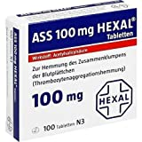ASS 100 mg HEXAL® Tabletten