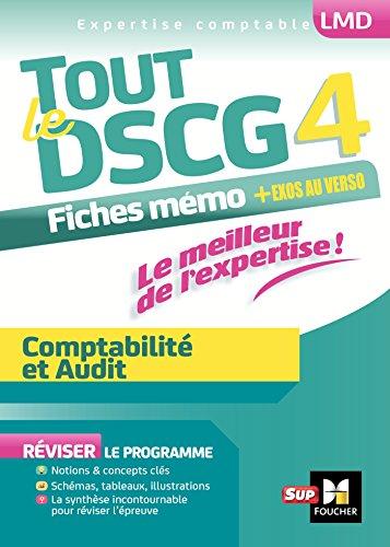 Tout le DSCG 4 - Comptabilit et Audit