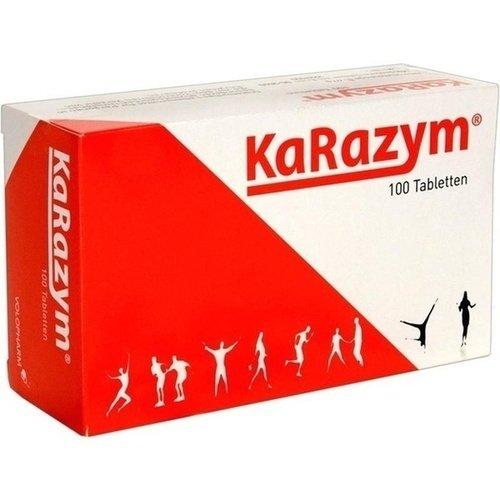 Karazym Magensaftresistente Tabletten, 100 St