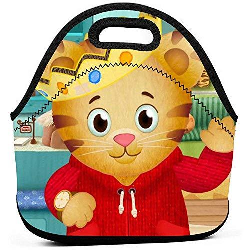 Lunchbox personalizzato daniel tiger birthday party bag