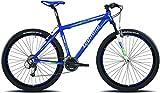 Legnano 29 Zoll Mountainbike Val Gardena 21 Gang, Farbe:blau, Rahmengröße:46cm