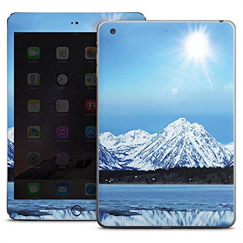 DeinDesign Apple iPad Mini 3 Case Skin Sticker aus Vinyl-Folie Aufkleber Gebirge Schnee Gipfel -