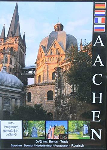Impressionen der Stadt Aachen: Ihr Bildband auf DVD!