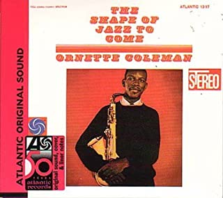 Shape of Jazz to Come by Ornette Coleman (B000026GV5) | Amazon price tracker / tracking, Amazon price history charts, Amazon price watches, Amazon price drop alerts