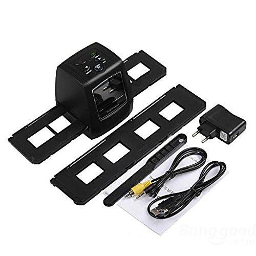 mark8shop Tarantula 5MP Digital 35mm Film Negative Scanner/Konverter 6cm LCD