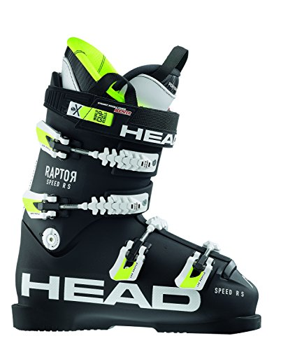 HEAD Raptor Speed RS Skischuhe (Black), MP 26.0