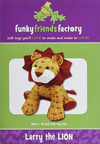 Funky Friends Factory Larry der Löwe (Larry Der Löwe)