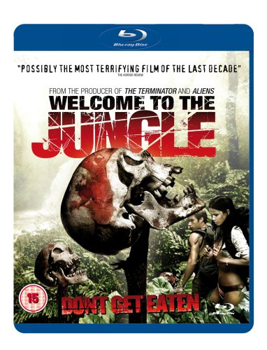 Welcome to the Jungle [Blu-ray] [UK Import]