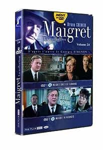 Maigret - L'intégrale, volume 24 - Maigret chez les Flamands/Maigret en vacances