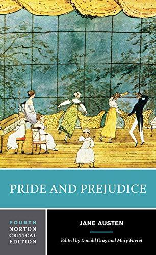 Pride and Prejudice (Norton Critical Editions) por Jane Austen