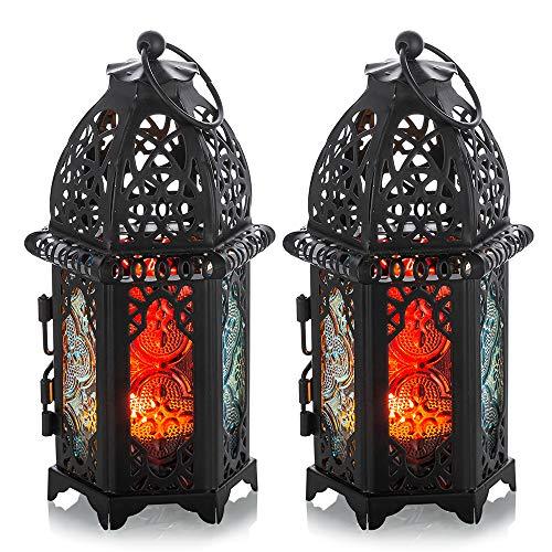 2 Unids Metal Tealight Candle Holder Tamaño