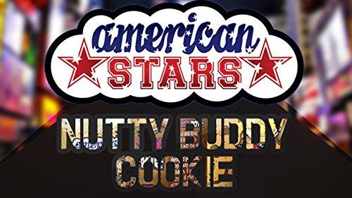 American Stars E-Liquid Butterkeks-Nuss-Vanille-Cookie, 10ml - 2