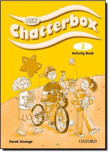 [(New Chatterbox Level 2: Activity Book)] [Author: Derek Strange] published on (April, 2007)
