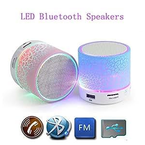 Mobilefit Mini Bluetooth Wireless Speaker (S10)/Portable Audio Player Play FM Radio, audio - Multicolor Compatible for Samsung Galaxy Pop