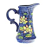 Old Tupton Ware - Blue Water Lily - Jug