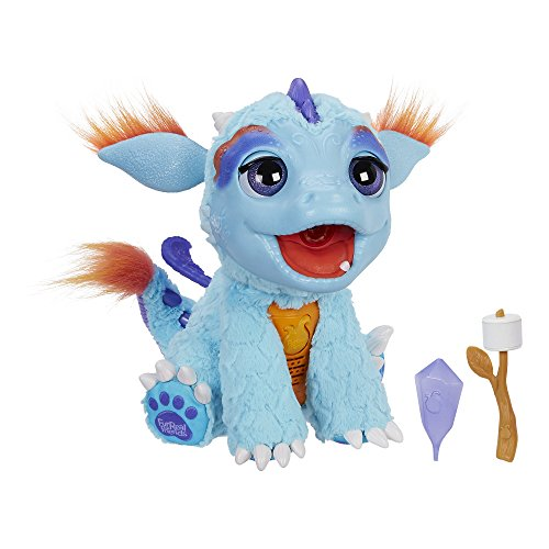 Furreal Friends Peluche Torch mi dragón mágico (Hasbro B5142175)