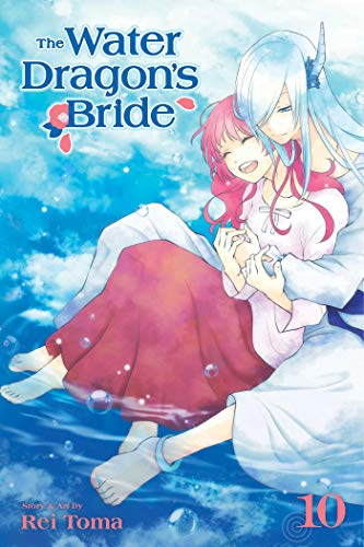 The Water Dragon's Bride 10 di Rei Toma