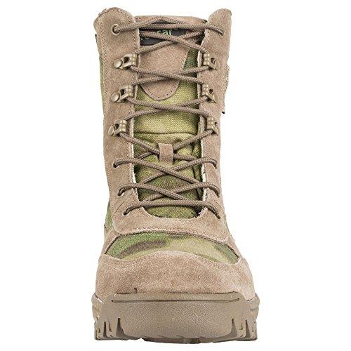 Tactical Boots Zip A-Tac FG Beige