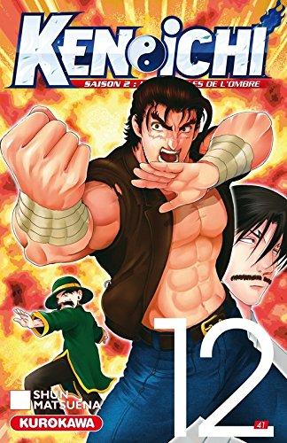 Ken-ichi - saison 2, Les Disciples de l'ombre - tome 12 (12) par Shun MATSUENA
