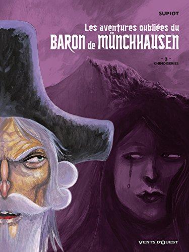 Les aventures oubliées du baron de Münchausen, Tome 3 : Chinoiseries