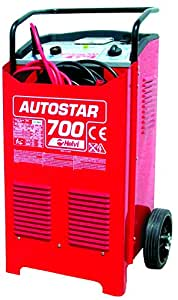 Kunzer AUTOSTAR 700 Autostar 700 Chargeur avec aide au démarrage