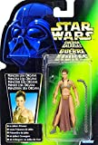"Princess Leia Organa as Jabba`s Slave ""The Empire Strikes Back"" - Star Wars Power of the Force Collection von Hasbro / Kenner"