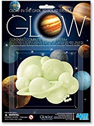 Great Gizmos Glow in The Dark 3D Solar