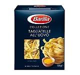 Barilla Collezione Pâtes Tagliatelle All'Uovo 500 g - Lot de 3