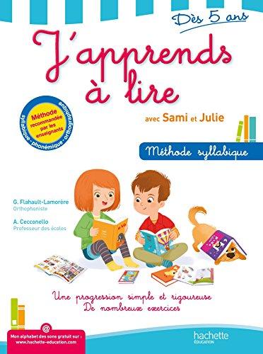 J'apprends à lire avec Sami et Julie par Geneviève Flahault-Lamorère