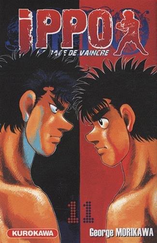 Ippo - Saison 1 - La rage de vaincre Vol.11 par MORIKAWA George