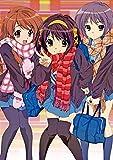 Pixiluv 2019Anime Calendrier Mural (12Pages 20,3x 27,9cm) Haruhi Suzumiya Manga Kawaii Filles Calendrier 3Pxlv8089