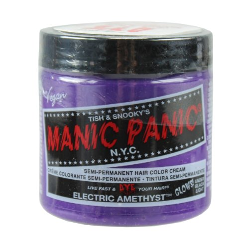 ung ELECTRIC AMETHYST (Manic Haare Färben)