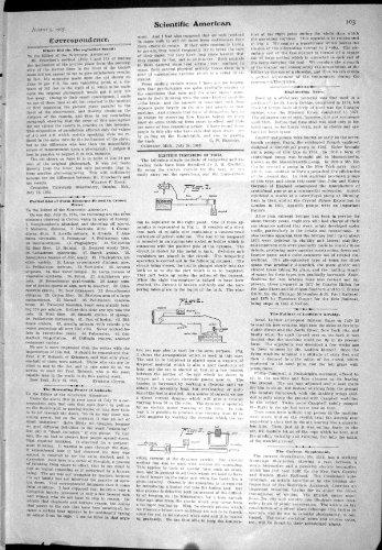1905 Wissenschaftliche Amerikanische Elektrische Mildernde Werkzeug-Lebensges...
