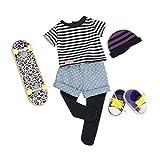 Our Generation BD30133Z - OG - Skateboard Girl Outfit