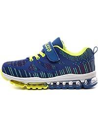 MXshoes Sneaker Kinder Laufschuhe Jungen Hallenschuhe Mädchen Turnschuhe Outdoor Air Sportart Schuhe für Unisex-Kinder
