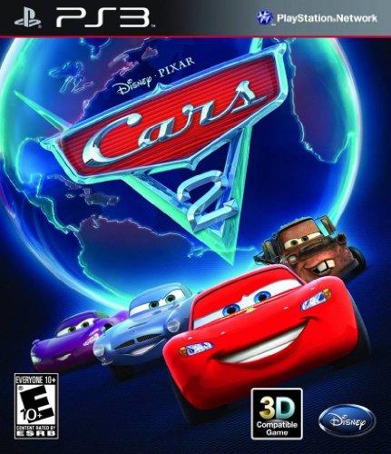 GIOCO PS3 CARS 2