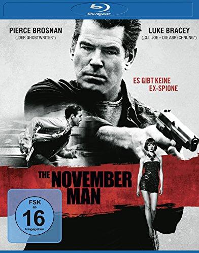 The November Man [Blu-ray] hier kaufen