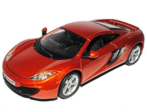 McLaren MP4-12C Coupe Bronze Rot 2011-2014 18-21074 gebraucht kaufen  Wird an jeden Ort in Deutschland