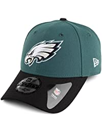 f8e97c6145e9d New Era 9FORTY Philadelphia Eagles Baseball Cap - The League - Green-Black