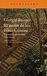 El jardín de los Finzi-Contini par Bassani