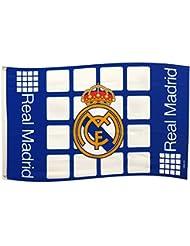 Real Madrid F.C. Flag PZ