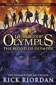 The Blood of Olympus (Heroes of Olympus Book 5) (Heroes Of Olympus Series)