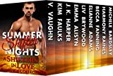 Summer Shifter Nights: Multi-Author Box Set (Shifters in Love Book 2)