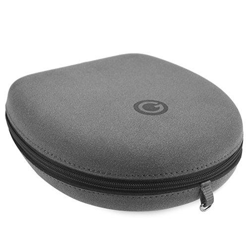 Geekria headphones custodia in microfibra per Sony MDR XB950BT, XB950B1, XB950N1, XB950AP, XB650BT, 10R, 10RC, 1R, 10RNC, NC6, X10, XB900, XB800, Cowin E7Headphone valigetta rigida/borsa da viaggio