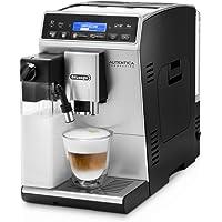 De'Longhi Autentica Cappuccino, Fully Automatic Bean to Cup Coffee Machine, Espresso Maker, ETAM29.660.SB, Silver and…