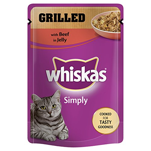 whiskas-cat-food-chunks-in-jelly-pouch-with-beef-simply-pack-of-28