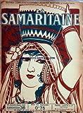 samaritaine la oeuvres completes illustres d edmond rostand le puits de jacob