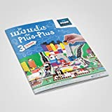 Album livre guide de construction Plus Plus 'Le monde de plus plus'