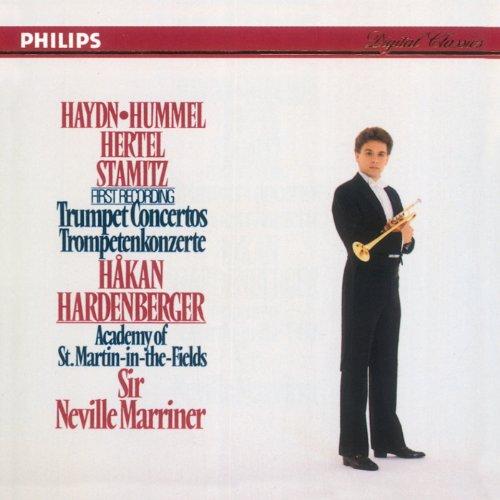 Haydn, Hummel, Hertel & Stamitz Trumpet Concertos